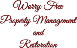 Worry Free Property Management Inc.